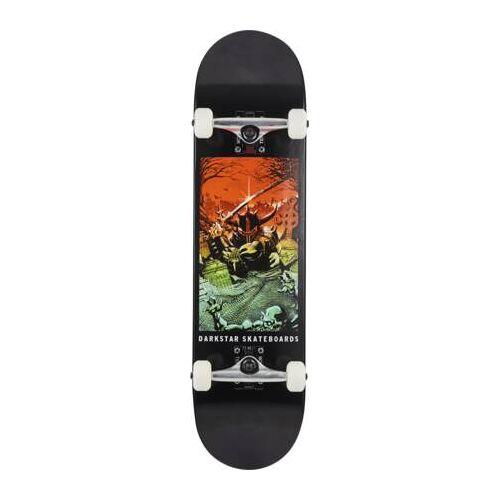 Darkstar Skateboard Komplettboard Darkstar (Schwarz)