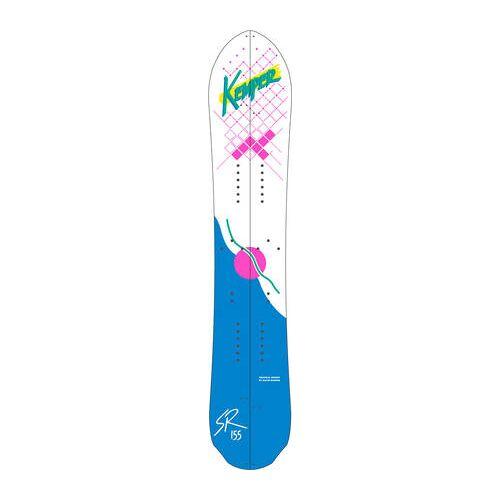 Kemper Snowboards Snowboard Kemper SR 1986/87 Split (20/21)