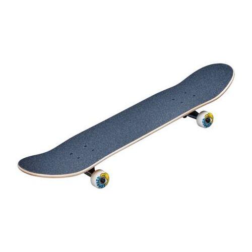 Krooked Skateboard Komplettboard Krooked O Geez Shmoo (Gelb)
