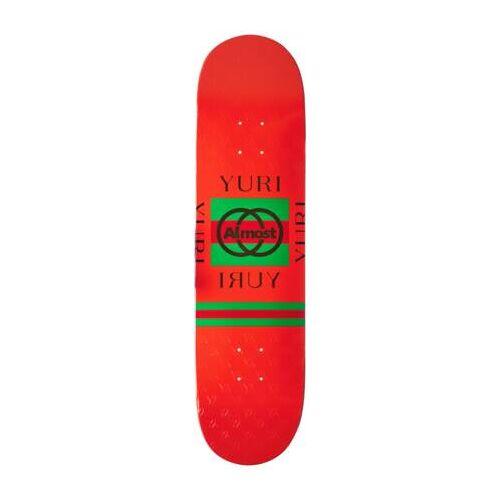 Almost Skateboard Deck Almost Runway (Yuri)