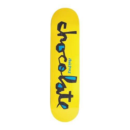 Chocolate Skateboard Deck Chocolate Original Chunk (Stevie Perez)