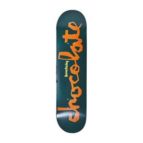 Chocolate Skateboard Deck Chocolate Original Chunk (Raven Tershy)