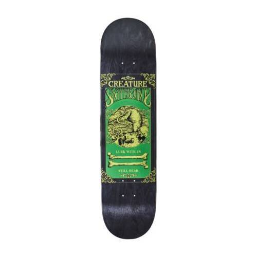 Creature Skateboard Deck Creature Hard Rock Maple (Still Dead)