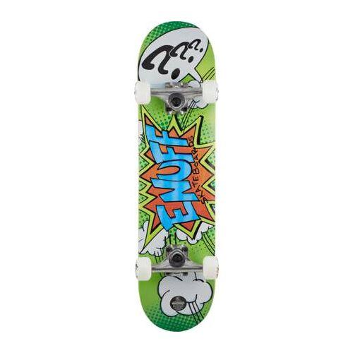 Enuff Skateboard Komplettboard Enuff POW (Grün)