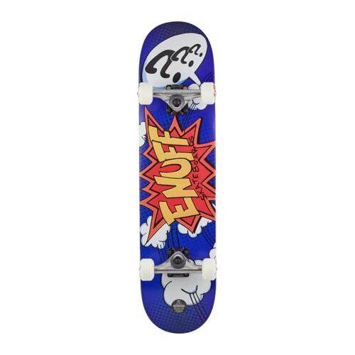 Enuff Skateboard Komplettboard Enuff POW (Blau)