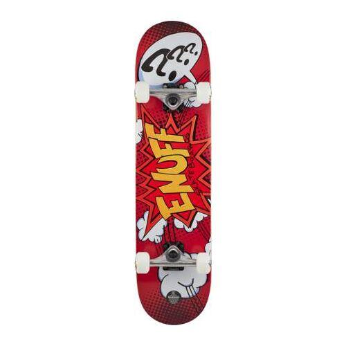 Enuff Skateboard Komplettboard Enuff POW (Rot)