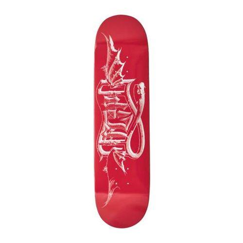 Flip Skateboard Deck Flip Team Fade (Rot)