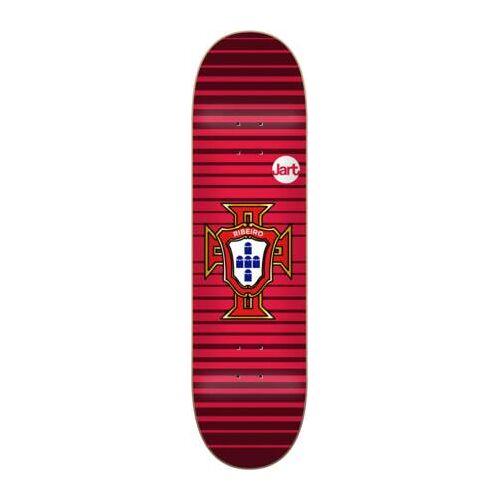 Jart Skateboards Skateboard Deck Jart Cut Off (Gustavo Ribeiro)