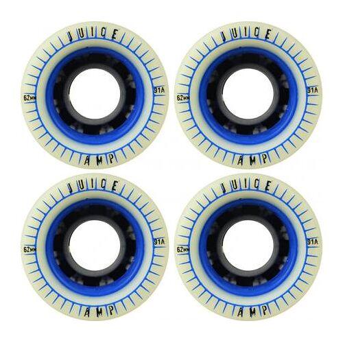 Juice Wheels Juice Spiked Rollen 4 Stk. (62mm)