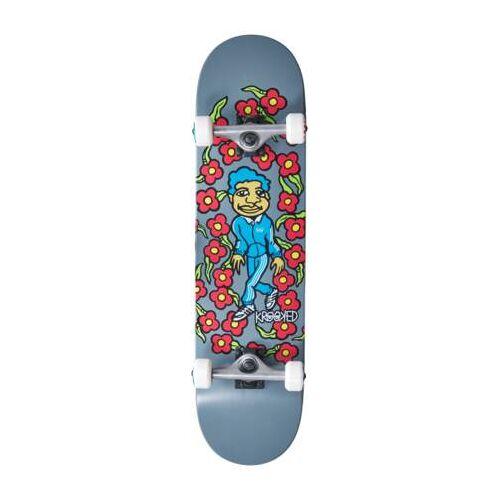 Krooked Skateboard Komplettboard Krooked Classic Sweatpants (Grau)