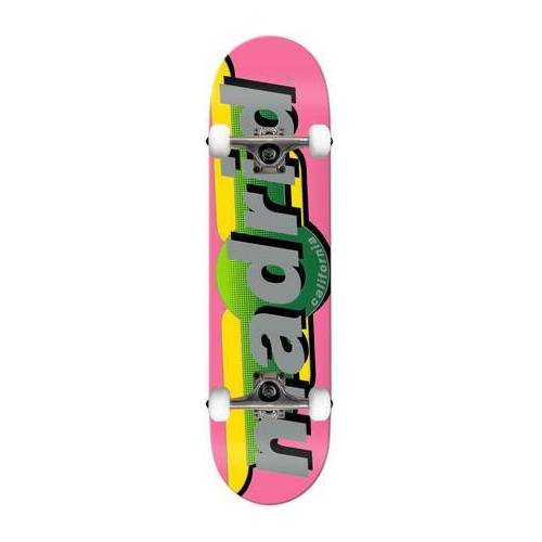 Madrid Skateboard Komplettboard Madrid (Pink)