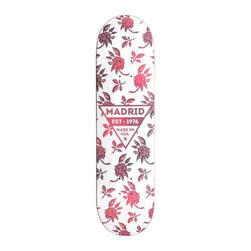Madrid Skateboard Deck Madrid (Rosa)
