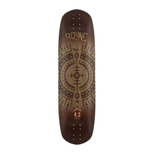 Rayne Longboard Deck Rayne Exorcist (Braun)