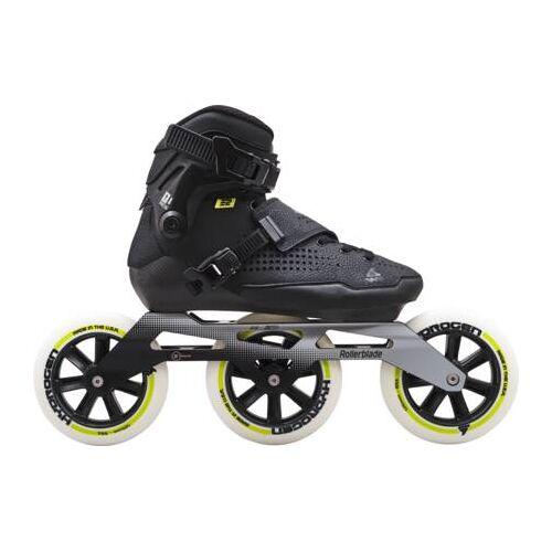 Rollerblade Speedskates Rollerblade E2 PRO 125 (Schwarz)