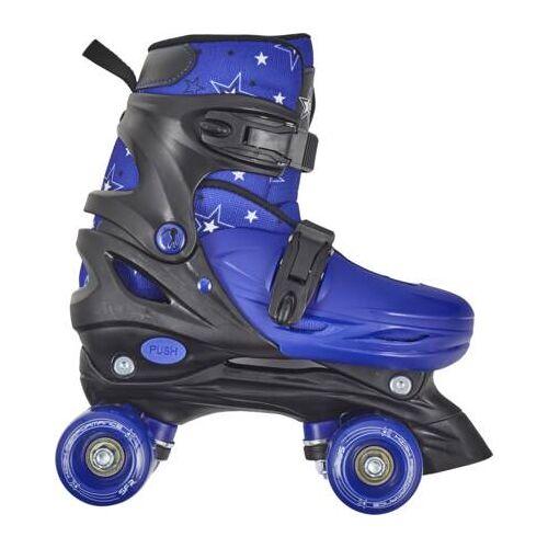 SFR Nebula verstellbare Kinder Rollschuhe (Blau)