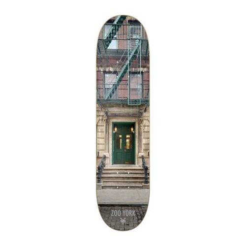 Zoo York Skateboard Deck Zoo York Streets of NY (129 Perry)