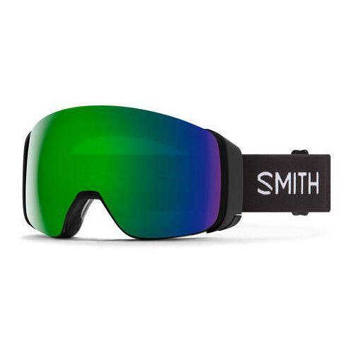 Smith Skibrille Smith 4D Mag (Sun Green Mirror)