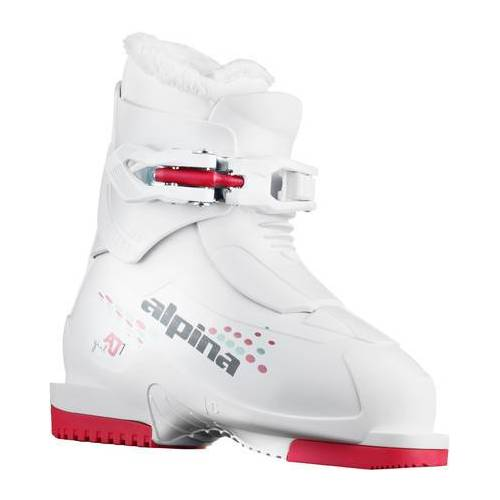 Alpina Skischuhe Kinder Alpina AJ1 Girl Junior (Weiß)