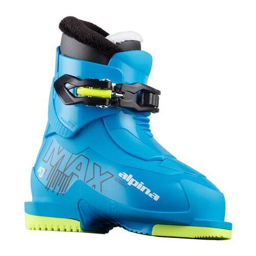 Alpina Skischuhe Kinder Alpina AJ1 Max Junior (Blau)