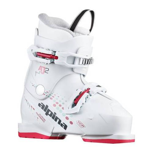 Alpina Skischuhe Kinder Alpina AJ2 Girl Junior (Weiß)