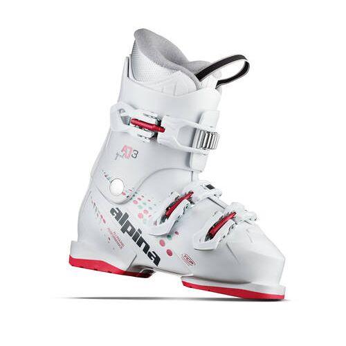 Alpina Skischuhe Kinder Alpina AJ3 Girl Junior (Weiß)