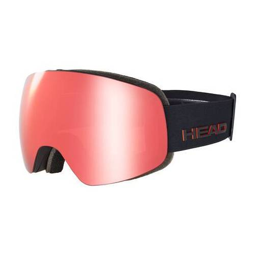 Head Skibrille Head Globe (Tvt Red)