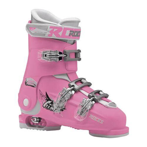 Roces Skischuhe Kinder Roces Idea Free 6in1 Junior Verstellbar (Pink)