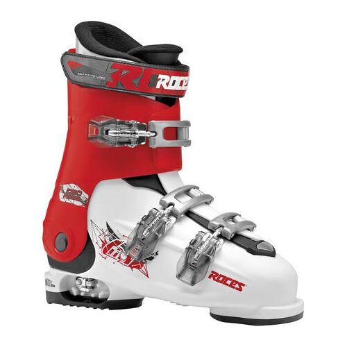 Roces Skischuhe Kinder Roces Idea Free 6in1 Junior Verstellbar (White/Red)