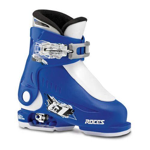 Roces Skischuhe Kinder Roces Idea Up 6in1 Junior Verstellbar (Blau)