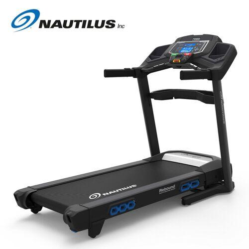 Nautilus Laufband T628 (neu in schwarz) Bodenschutzmatte gratis