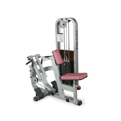 Body-Solid Pro Club Ruder-Maschine mit 95kg Gewichtspaket