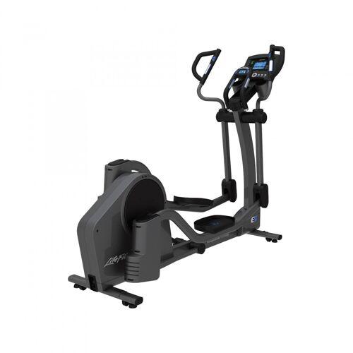 Life Fitness Crosstrainer / Ellipsentrainer E5 Go inkl. Bodenschutzmatte und Pu