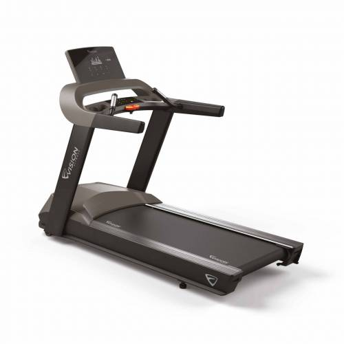 Vision Fitness T600 Laufband.