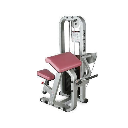 Body-Solid Pro Club Bizeps-Maschine mit 95kg Gewichtspaket