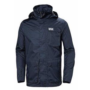 Helly Hansen Mens Urban Utility Rain Winterjacke Navy Xxl
