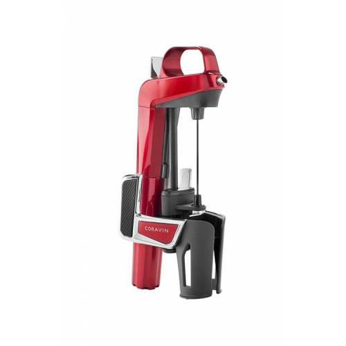 Coravin Model Two Elite Candy Apple Red