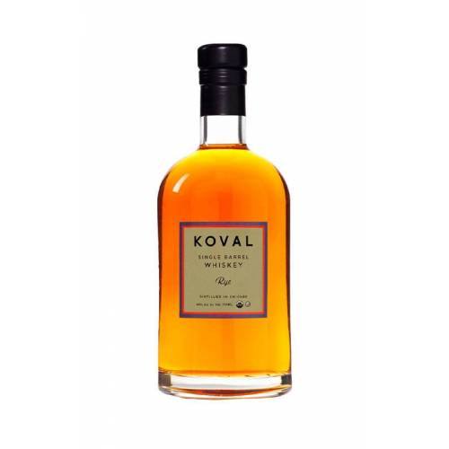 Koval Distillery Koval Single Barrel Rye American Whiskey