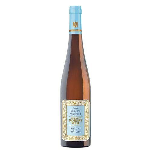 Weingut Robert Weil Kiedrich Turmberg Riesling Spätlese 2016