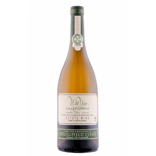 Springfield Estate Springfield Wild Yeast Chardonnay 2017