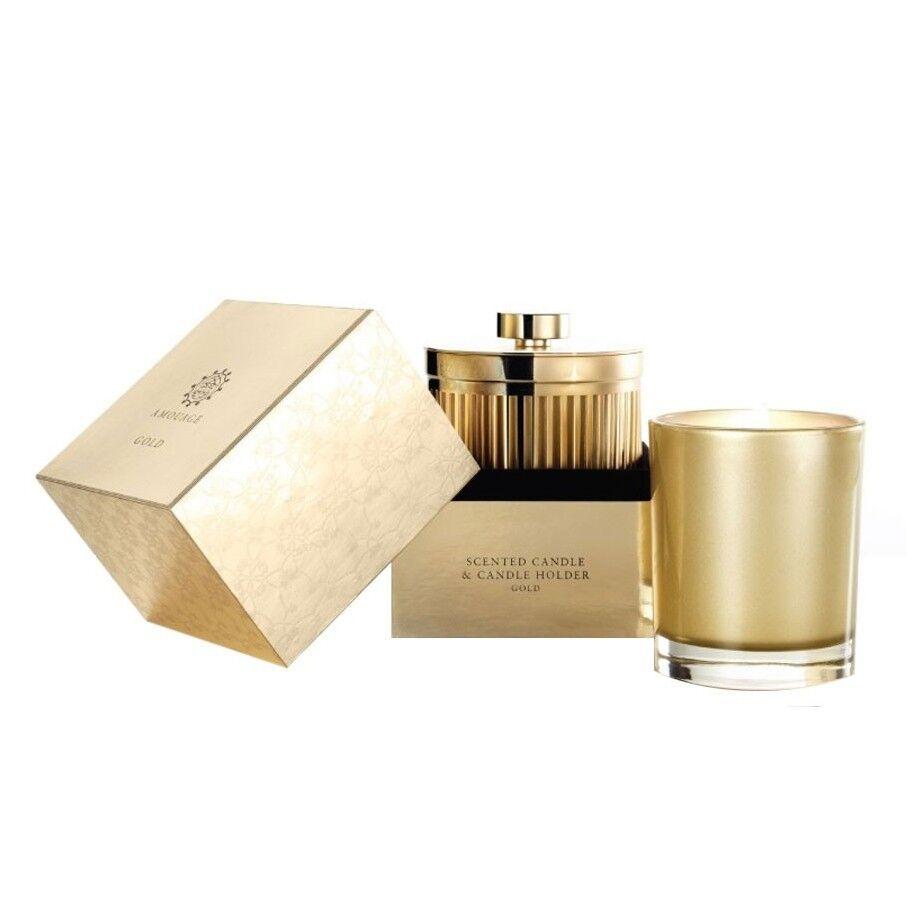 Amouage Gold Met houder Kaars 1 st