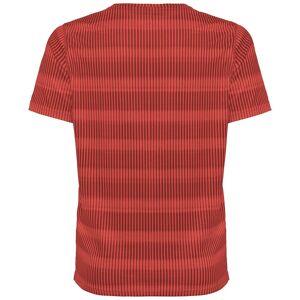 Odlo BOYS CERAMICOOL BLACKCOMB Baselayer T-Shirt, , paprika - AOP SS19, 140