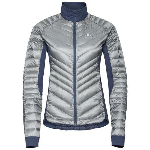 Odlo Damen NEON COCOON isolierende Jacke odlo silver grey XS