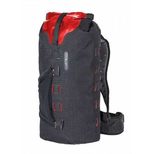 Ortlieb Gear Pack 25 L Rucksack Rot/Schwarz
