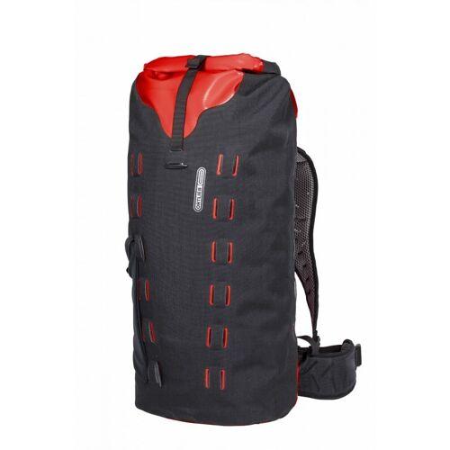 Ortlieb Gear Pack 40 L Rucksack Rot/Schwarz