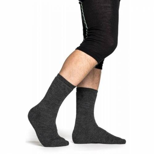Woolpower Socke 400 45-48 Grau