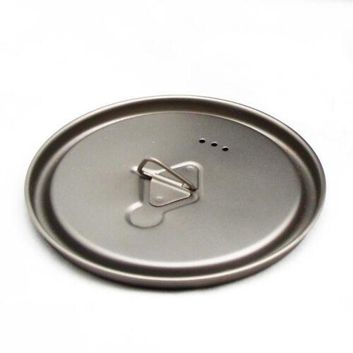 Toaks Titanium Deckel für Töpfe D145
