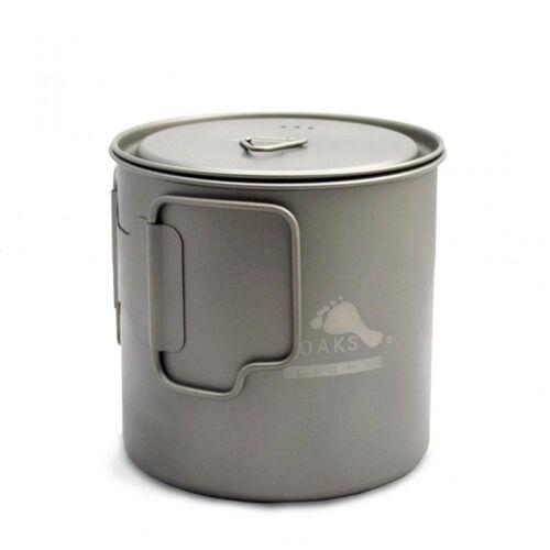 Toaks Titanium Toaks Light Titanium 650ml Pot