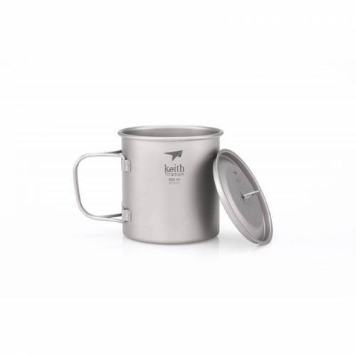 Keith Titanium 550ml Topf