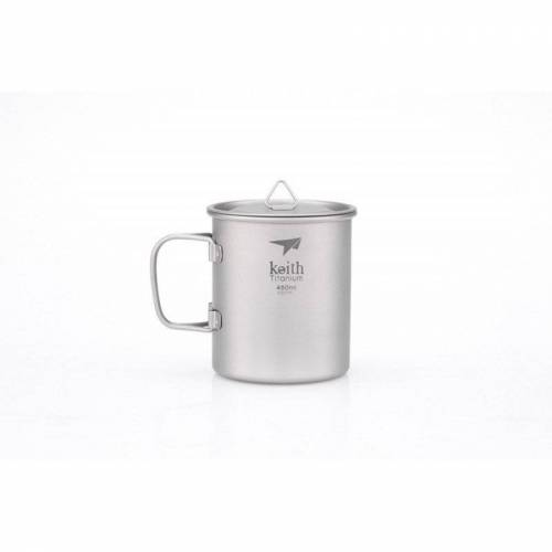 Keith Titanium 450ml Tasse