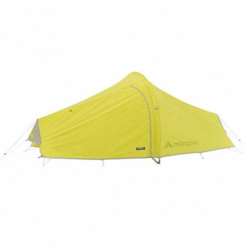 Macpac Sololight Hiking Zelt Citronella